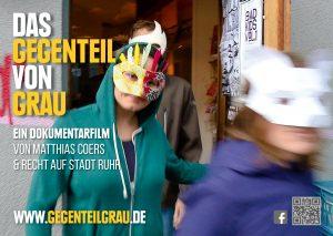 Matthias Coers DAS GEGENTEIL VON GRAU Sticker Nordpol zweischritte.berlin coersvideo