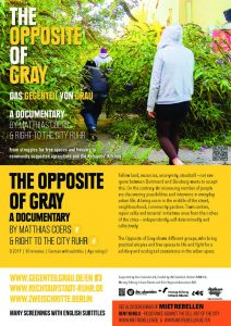 thumbnail of DAS GEGENTEIL VON GRAU | THE OPPOSITE OF GRAY