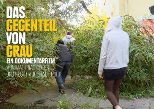 thumbnail of Das Gegenteil von Grau – Flyer